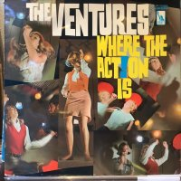 The Ventures / Where The Action Is