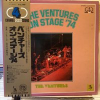 The Ventures / The Ventures On Stage '74
