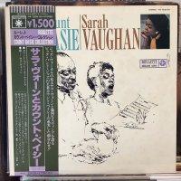Count Basie + Sarah Vaughan / Count Basie + Sarah Vaughan