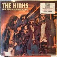 The Kinks / Live In San Francisco 1970